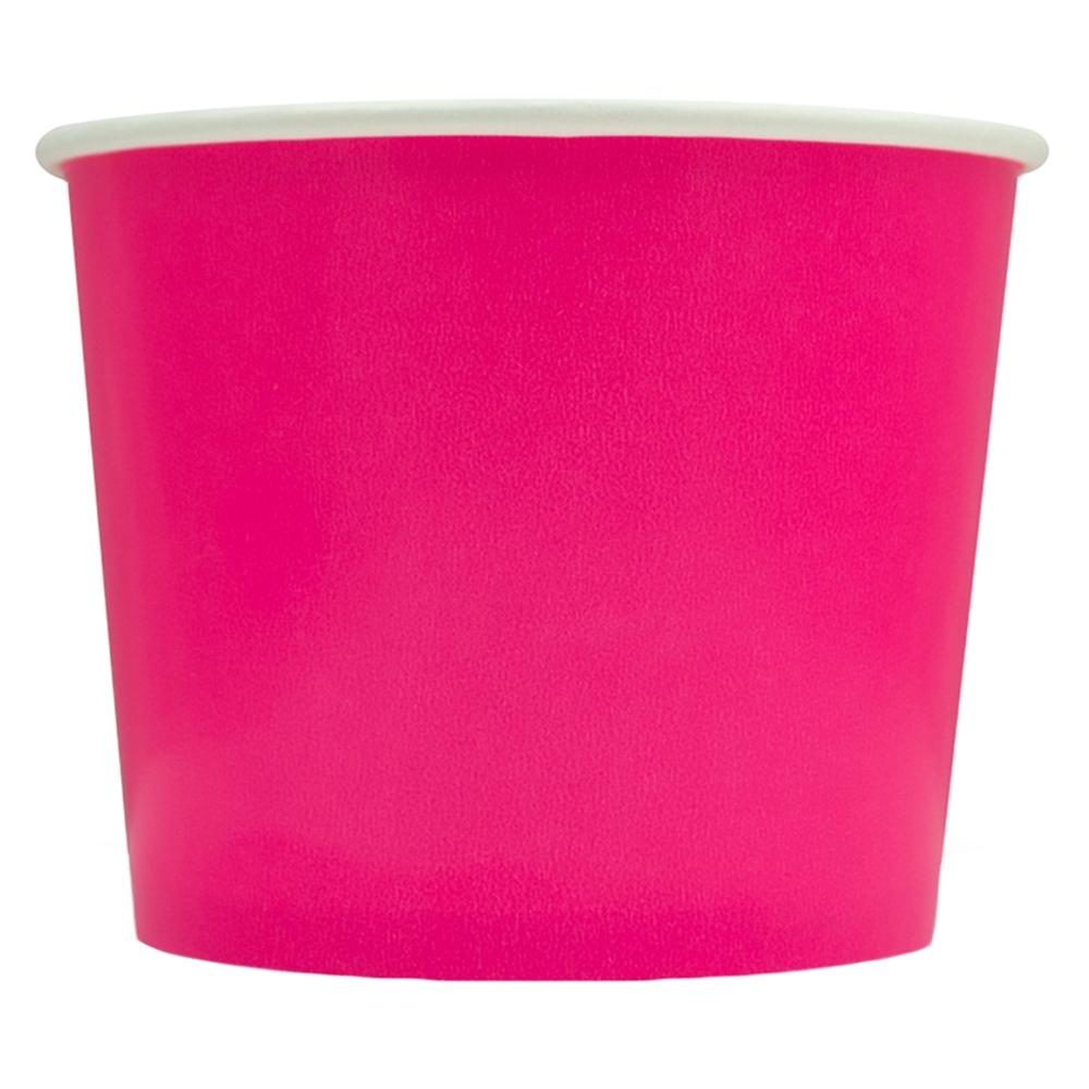 UNIQ 12 oz Pink Take Out Cups