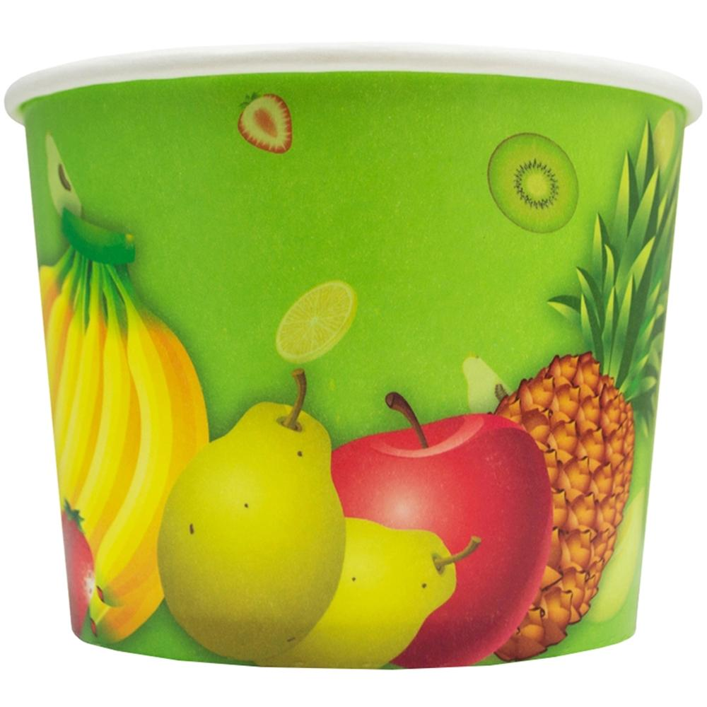 UNIQ 16 oz Fresh Fruit Take Out Cups