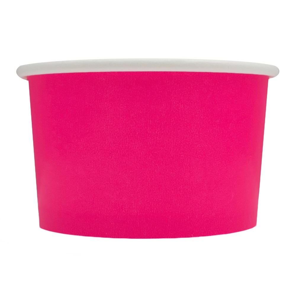 UNIQ 4 oz Pink Take Out Cups