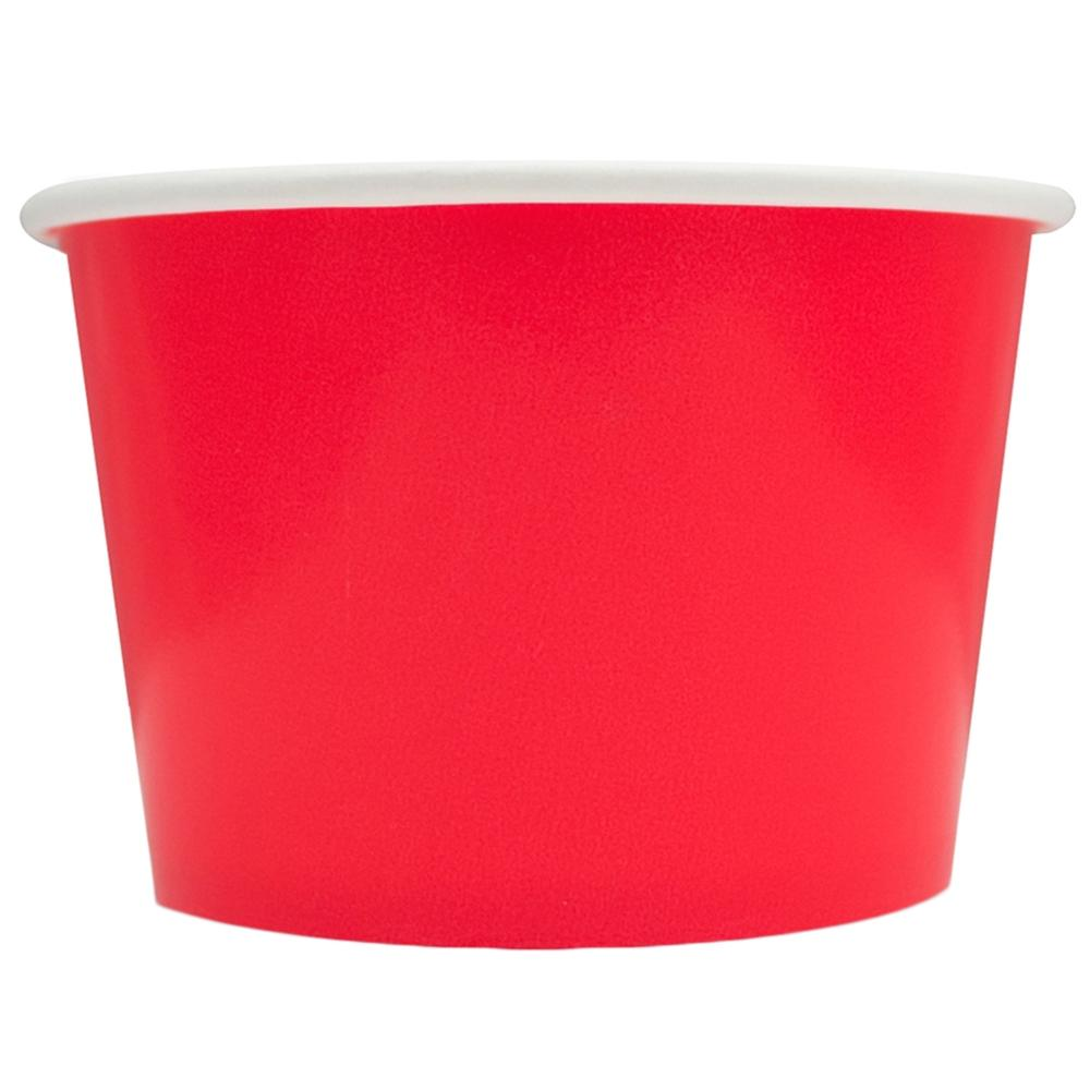 UNIQ 8 oz Red Take Out Cups