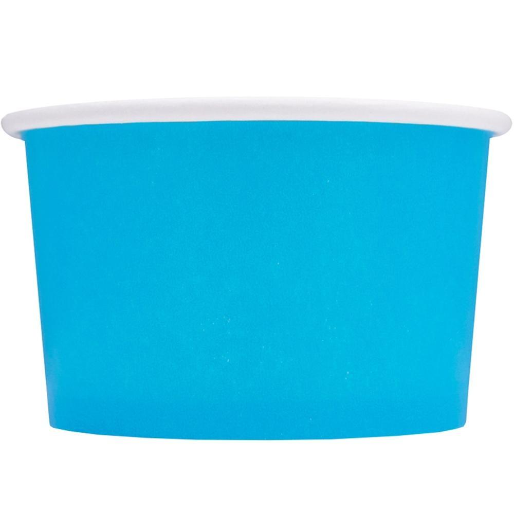 UNIQ 3 oz Blue Take Out Cups