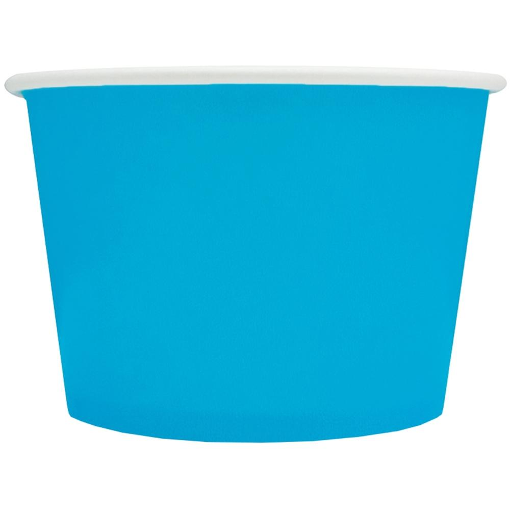 UNIQ 8 oz Blue Take Out Cups