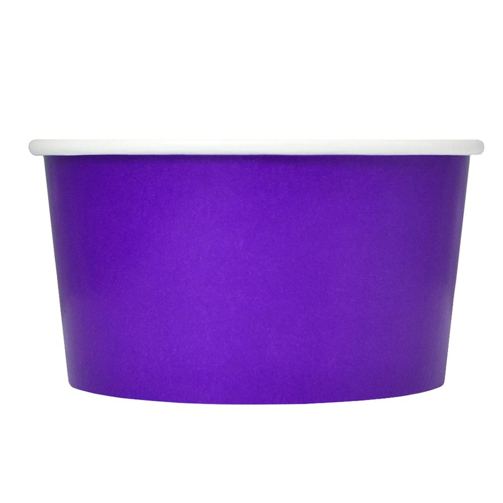 UNIQ 4 oz Purple Take Out Cups