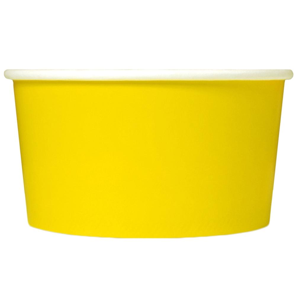UNIQ 4 oz Yellow Take Out Cups
