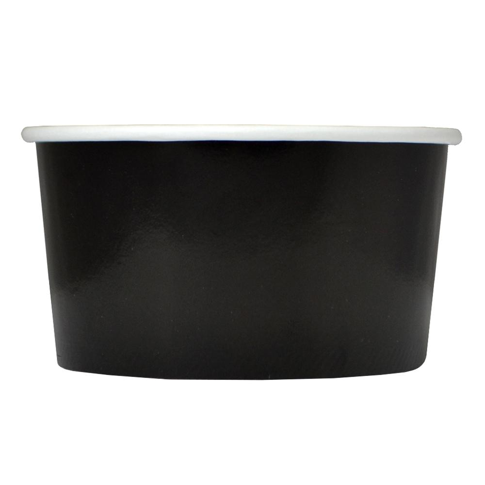 UNIQ 6 oz Black Take Out Cups