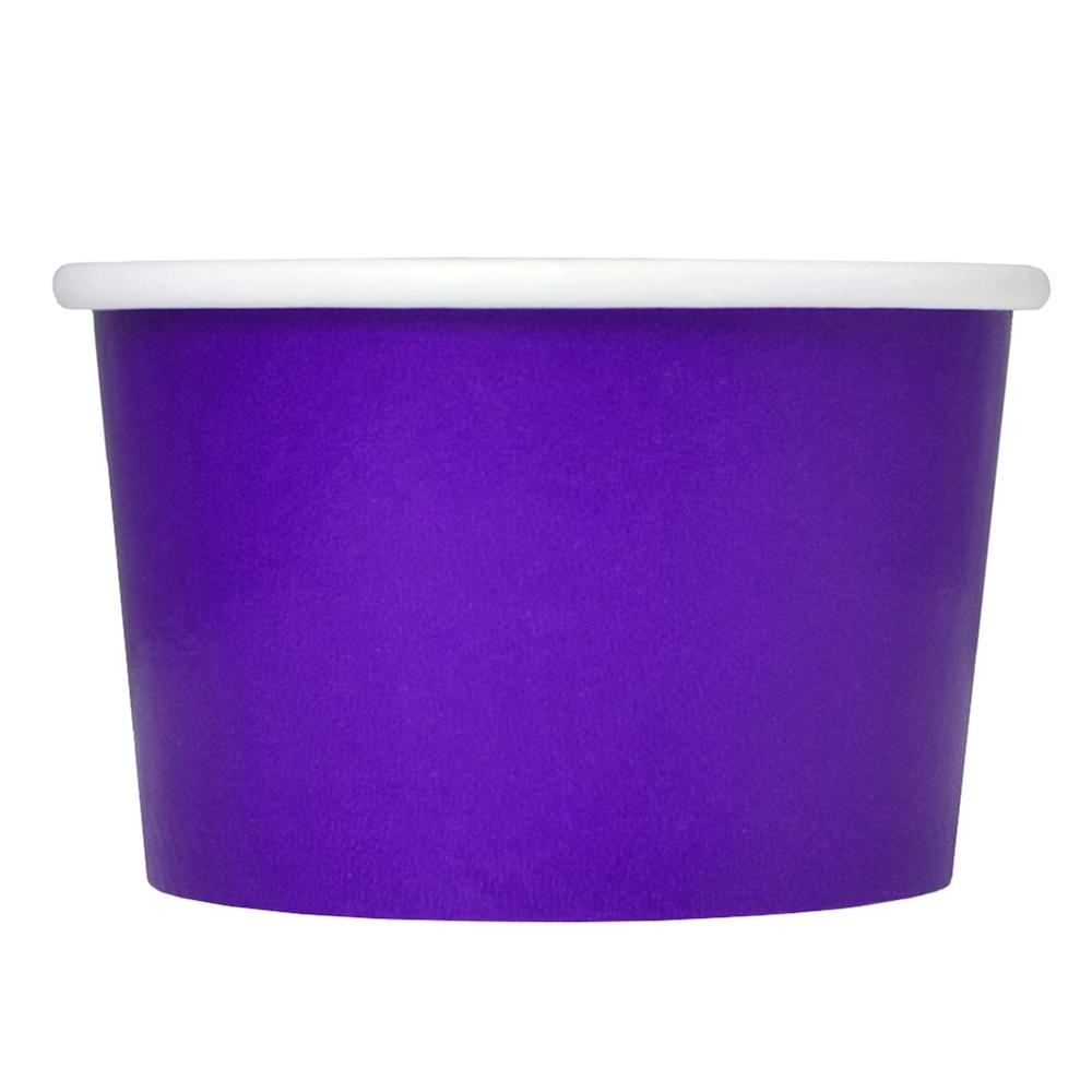 UNIQ 6 oz Purple Take Out Cups