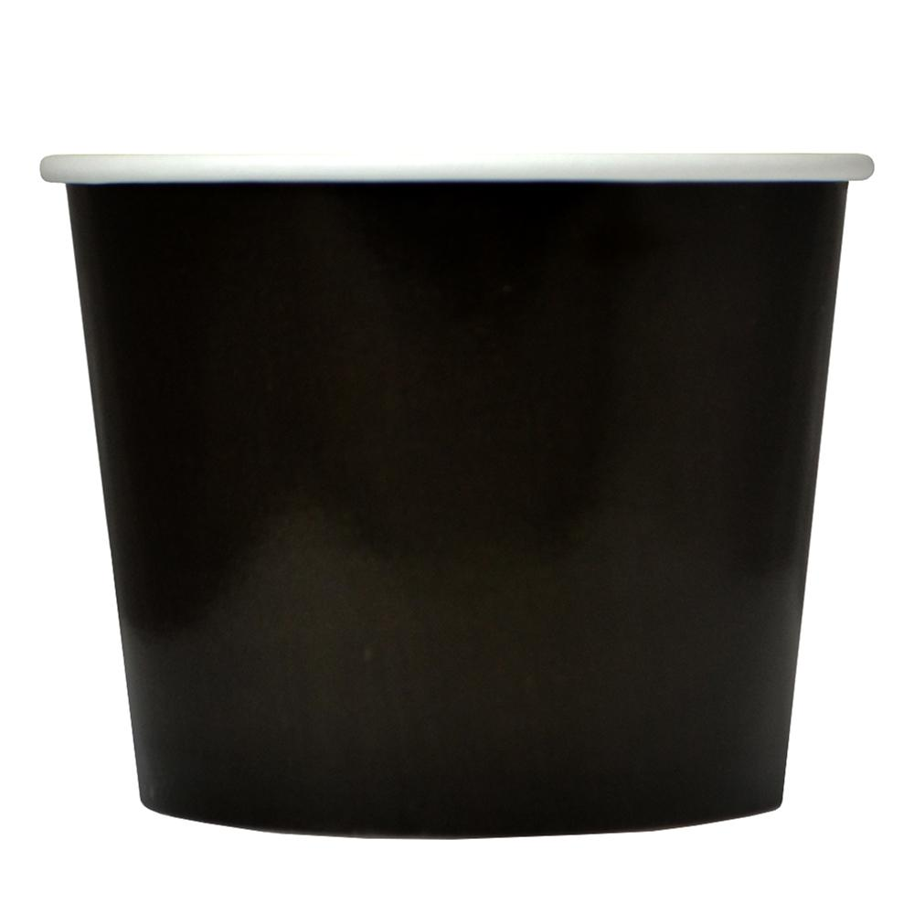 UNIQ 16 oz Black Take Out Cups
