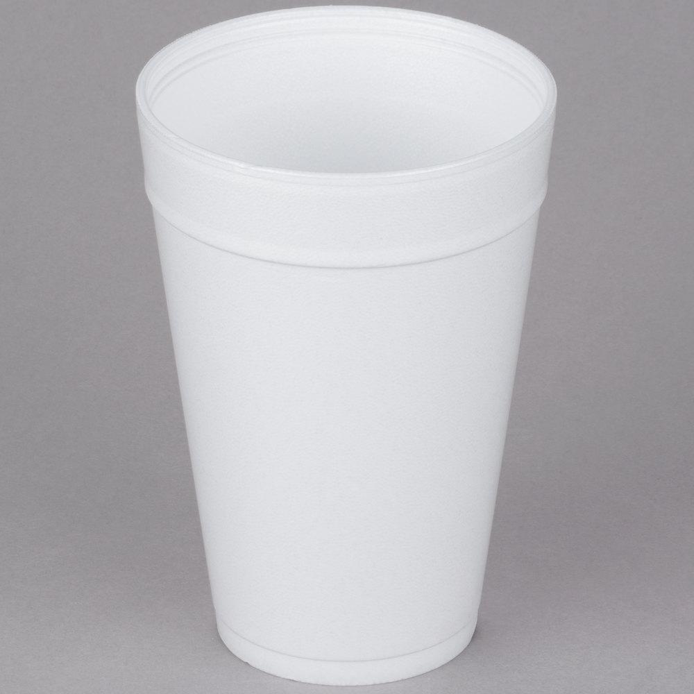 32 oz Foam Drink Cup