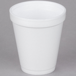 8 oz Foam Drink Cup