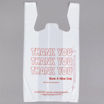 Plastic To Go Bags