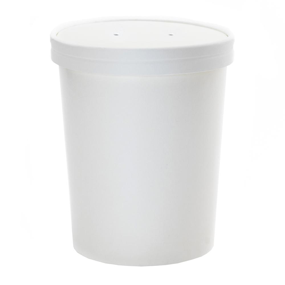UNIQ Quart 32 oz Take Out Containers With Vented Lids