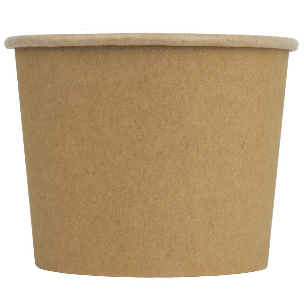 UNIQ 16 oz Kraft Take Out Cups