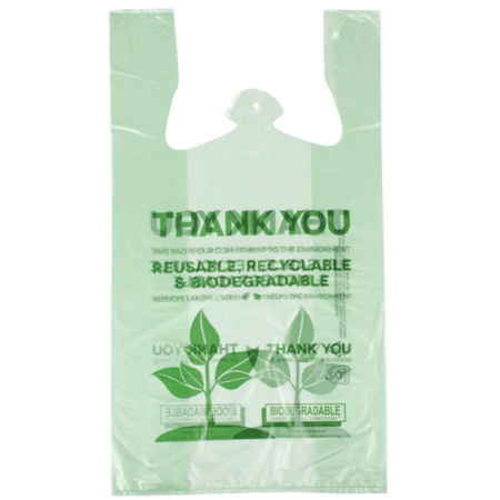 Biodegradable To Go Bags