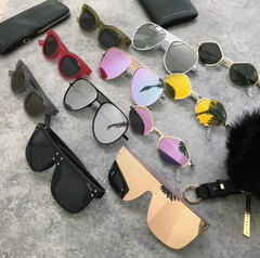 Kylie Jenners range of sunglasses