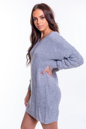 Twist Knot Jumper