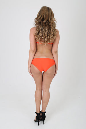 Orange Multi Strap - Mirror Image Style