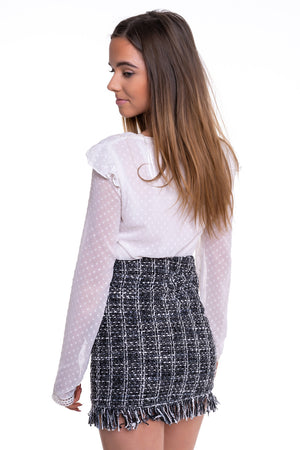 Gwenifer Skirt - Mirror Image Style