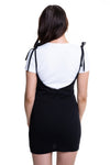 T-Shirt Pinafore Dress