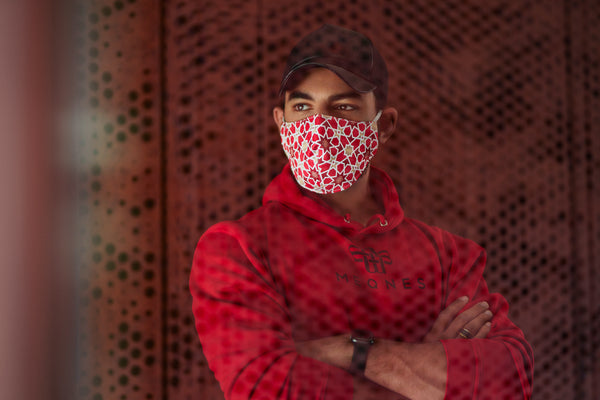 Good news: Wearing  a cloth face mask is helping people — and the world — in ways you might not expect