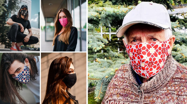 Think cloth masks won't help? Here's where you're wrong  #WearaDamnMask