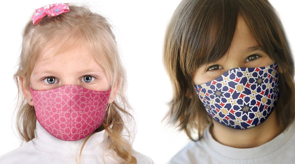 We're thrilled to announce the Meqnes Kids Solidarity Safety Masks