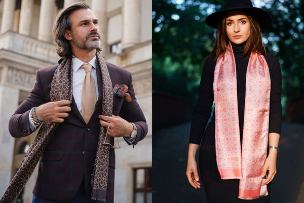 7 Reasons a Silk Scarf is the Best Accessory You'll Ever Own