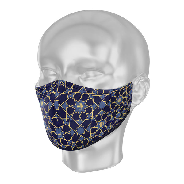 Solidarity Safety Mask - Winter Magic (Limited Edition)