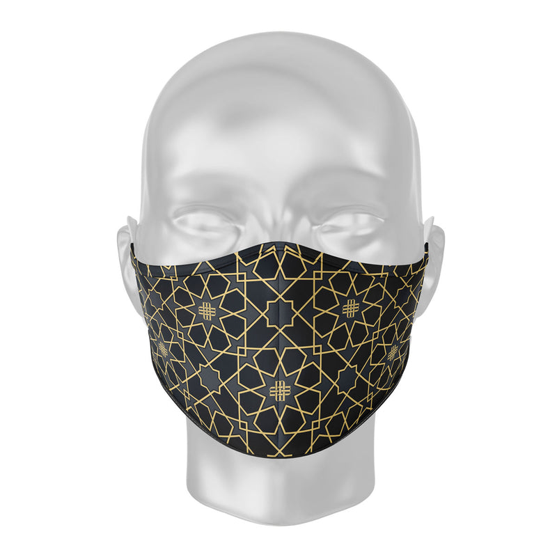 Solidarity Safety Mask - Night On The Town (Limited Edition)
