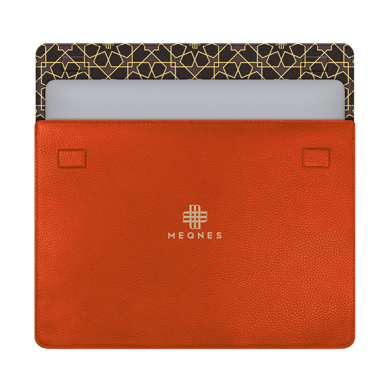 Laptop Sleeve - Marrakesh Orange