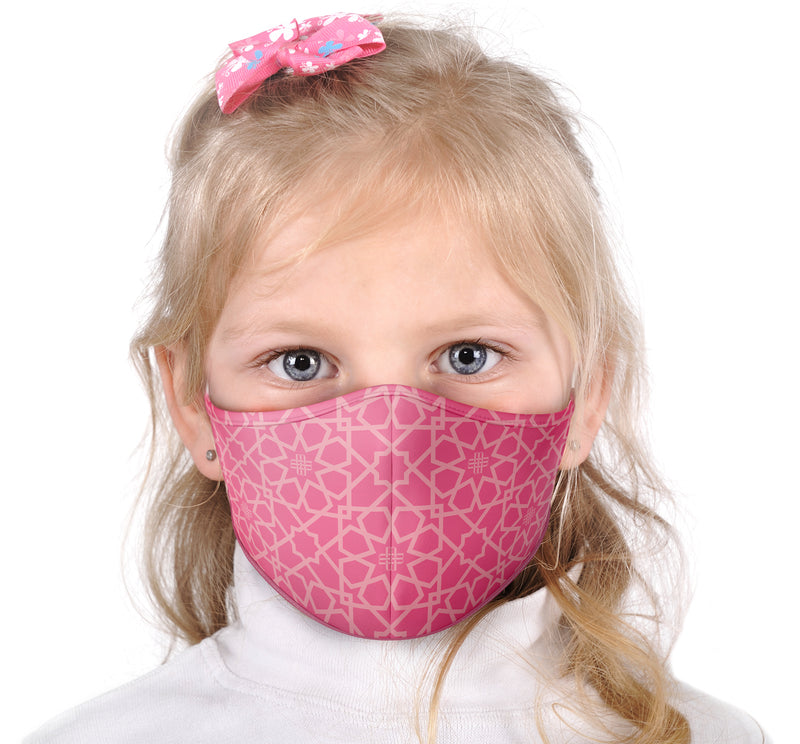 Kids Face Mask - Bubblegum Fun