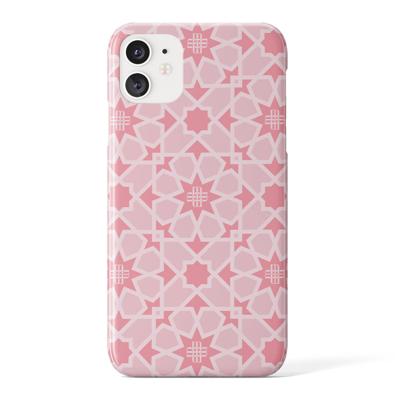 iPHONE CASE - RADIANT ROSE