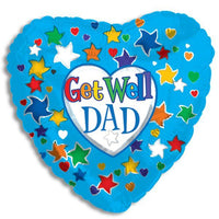 Get Well Dad Balloon