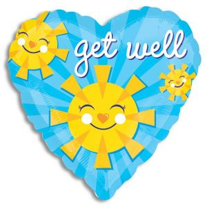Get Well Smile Sunshine