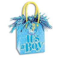 It's a Boy Gift Balloon Weight