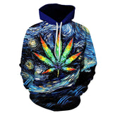 Cannabis Lovers Pullover Unisex Hoodies