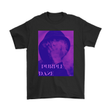PURPLE DAZE: GILDAN MEN'S PRE-SHRUNK T-SHIRT - Zee Grace Tee