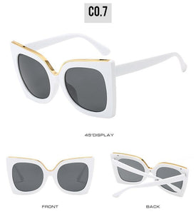 Luxury Oversized Sunglasses 2021 - Zee Grace Tee