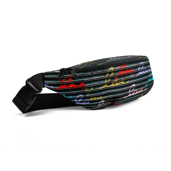 LOVE ALL OVER: Fanny Pack