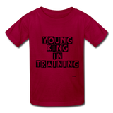 YOUNG KING IN TRAINING: Kids' T-Shirt - Zee Grace Tee