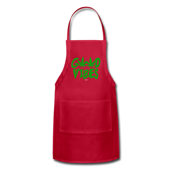 GOOD VIBES: Adjustable Apron - Zee Grace Tee