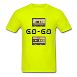GO-GO: Unisex Classic T-Shirt - safety green