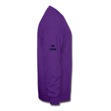 CITYMADE: Crewneck Sweatshirt - purple