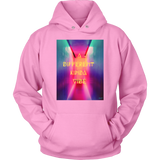 A DIFFERENT KINDA VIBE: UNISEX HOODIE - Zee Grace Tee