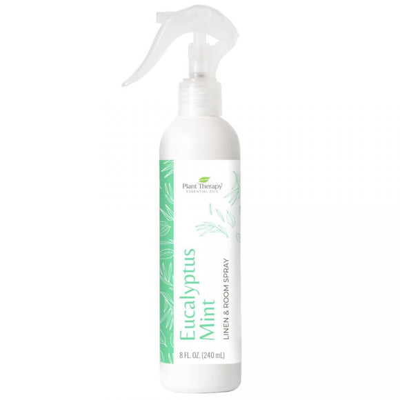 Linen and Room Spray Eucalyptus Mint
