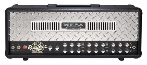 Mesa Boogie Dual Rectifier 100-watt Tube Head