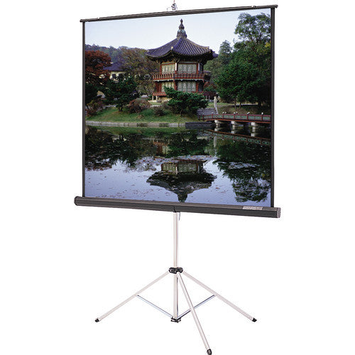 Da-Lite Picture King Tripod Front Projection Screen
