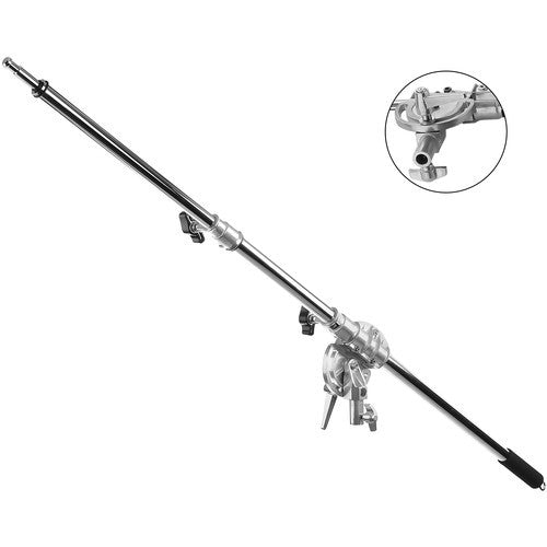 "Impact Boom Arm (Black, Chrome-plated, 86"")"