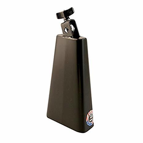 "Latin Percussion Banda Cowbell - 8"" (Chrome)"