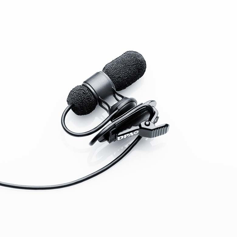 DPA d:screet mini 4080 Miniature Cardioid Lavalier Microphone
