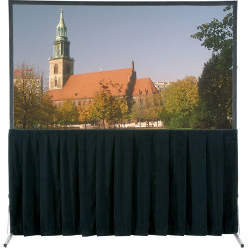 Da-Lite Skirt for Fast-Fold NXT Screens